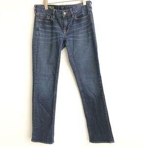 J Crew matchstick Jeans Size 27S